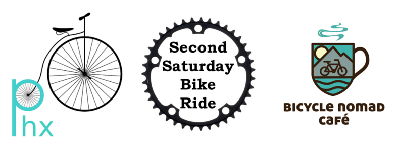 Bicycle Nomad Café Second Saturday Bike Ride