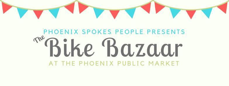 Fifth annual Bike Bazaar