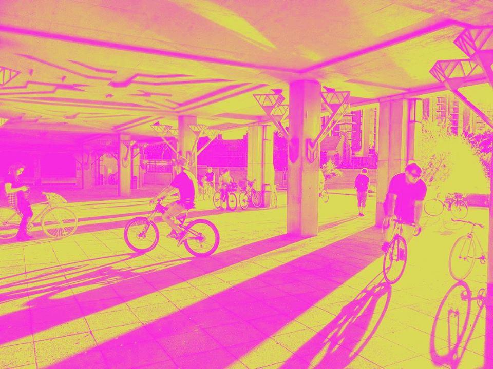 Downtown Pedal Around Anniversary Ride
