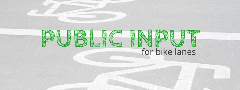Public Mtg for Roosevelt Bike Lanes